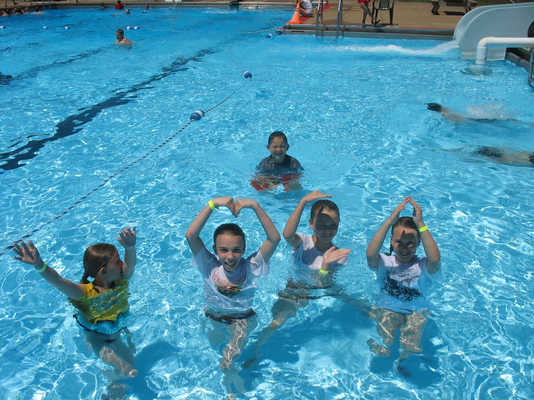 Tri-Community Pools & Water Park Open