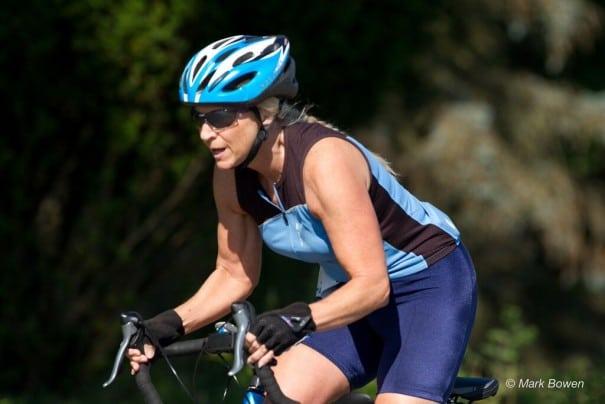 QUAD Bike Woman