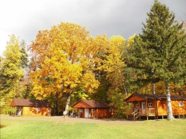 Open for Camping Through November 10