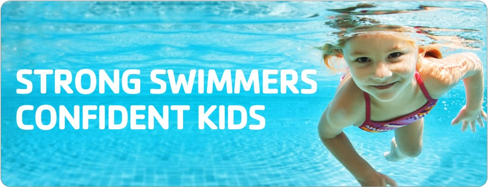 Strong Swimmers Confident Kids