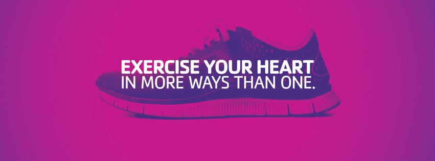 Exercise More than Your Heart