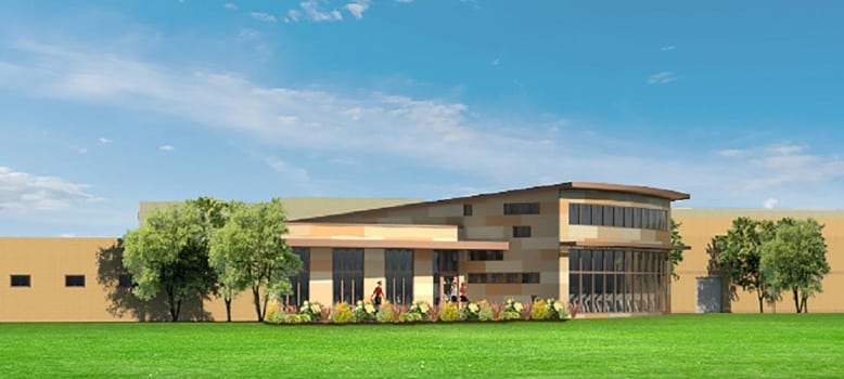 Eastside YMCA Expansion: 40 Years Strong