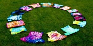 Tie Dye @ YMCA Camp Sherwin | Lake City | Pennsylvania | United States