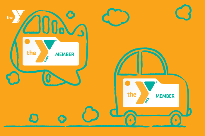 Your Y Membership Travels With You