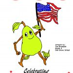 2009 Shirt Design was created by Ian Grundwald, a 4th grade student from Oak Grove Elementary School