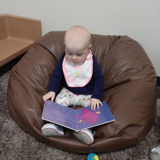 Charlie-reading