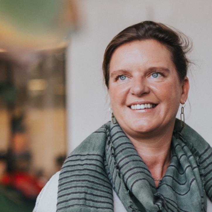 Photo of Isabel Verhelst