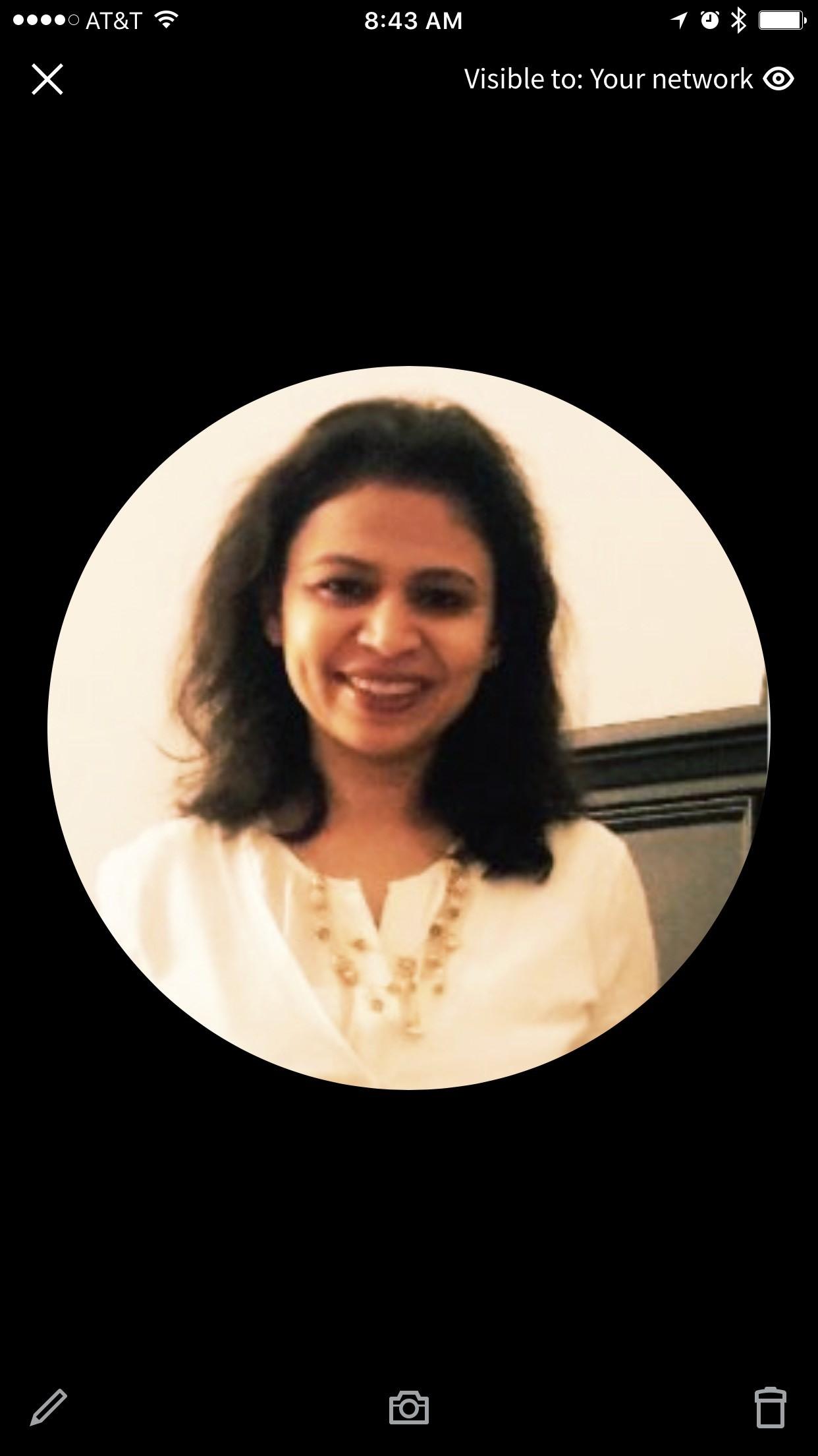 Photo of Rachita Saxena