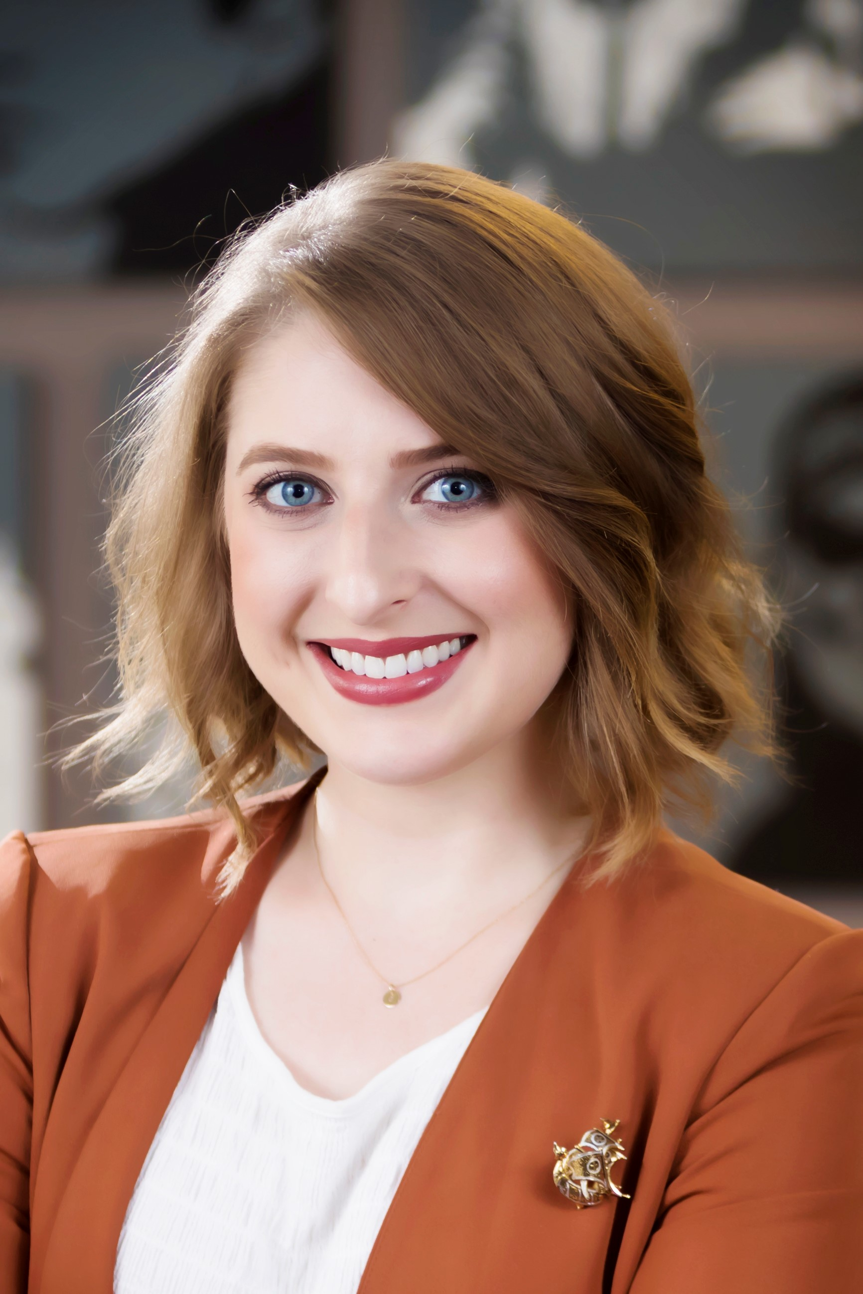Photo of Ashley Wilkinson