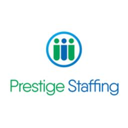 Logo for Prestige Staffing