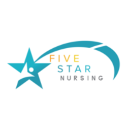Logo for Five Star Nursing