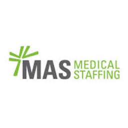 Logo for MAS Medical Staffing