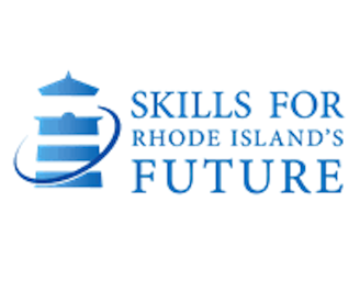 Logo for Skills for Rhode Island's Future