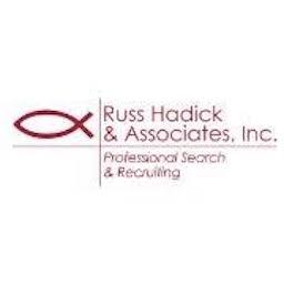Logo for Russ Hadick and Associates