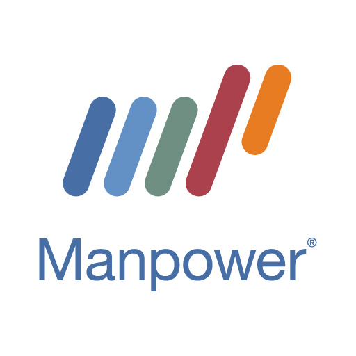 Logo for Manpower