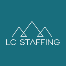 Logo of LC Staffing
