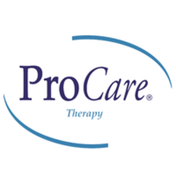 Logo for ProCare Therapy