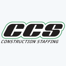 Logo for CCS Construction