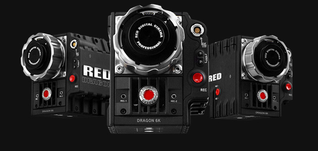 NAB 2013: Nuovo sensore RED Dragon