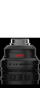 Prime 50mm Lens