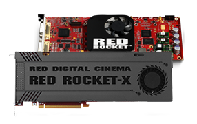 RED ROCKET & RED ROCKET-X