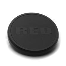 FRONT LENS CAP, RED PRO 300mm