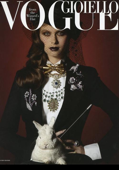 Vogue Magazine using EPIC