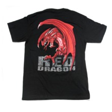 T-Shirt w/Dragon - Men - Black