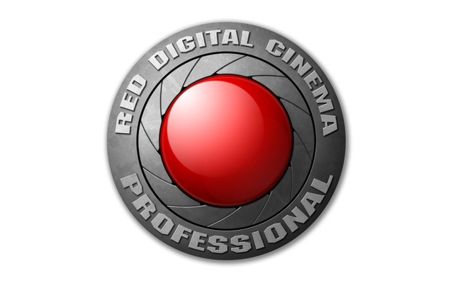 Logo sticker red digital cinema store us for Digital exhibit stickers