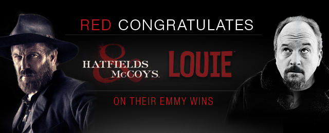 RED Congratulates Emmy Winners