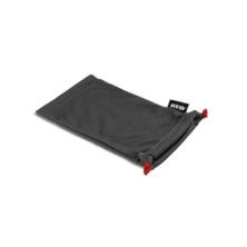 RED MICROFIBER BAG