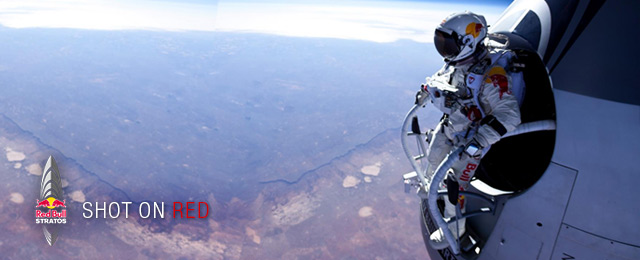 Red Bull Stratos Project on RED®