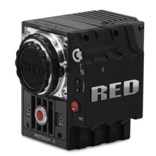 SCARLET-X W/SIDE SSD AND LENS MOUNT