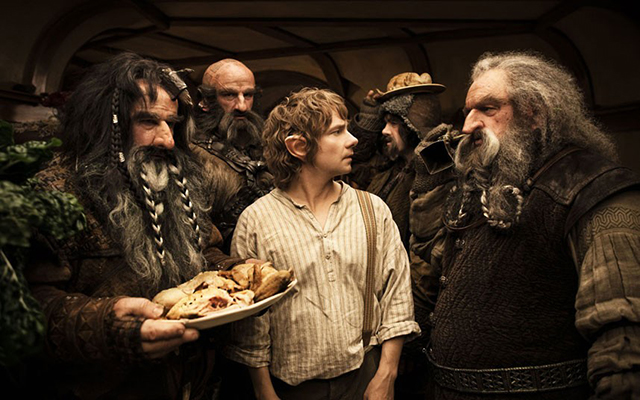 The Hobbit Opens This Weekend in 48fps 3D