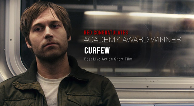 Congratulations to Academy Award Winner Curfew