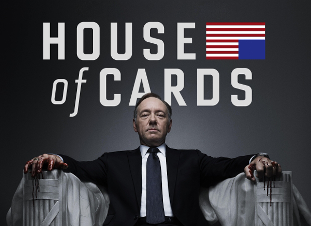 David Fincher Shoots House of Cards on RED