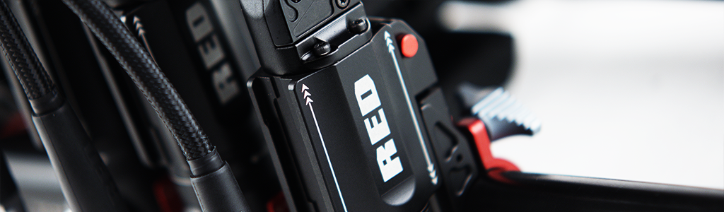 RED 3-Axis Lens Control System