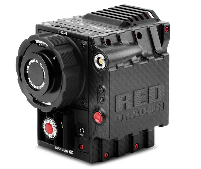 DxO Crowns RED DRAGON with Highest Sensor Score Ever