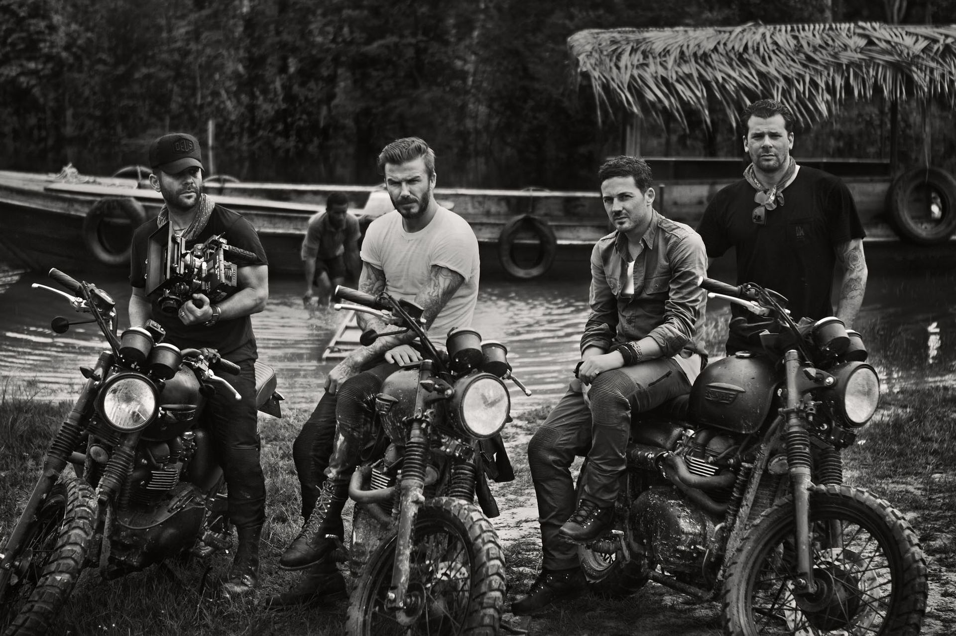 Image result for david beckham into the unknown
