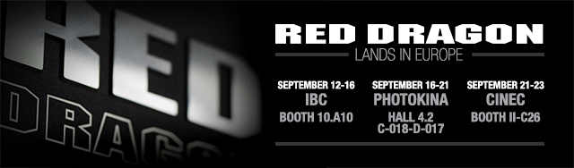 RED Returns to IBC
