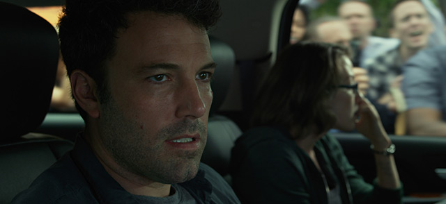 6K Gone Girl Shot on RED
