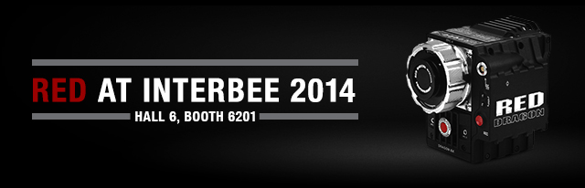 RED Returns to InterBEE