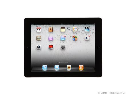 Apple iPad 2 16GB, Wi-Fi + 3G (Verizon), 9.7in - Black