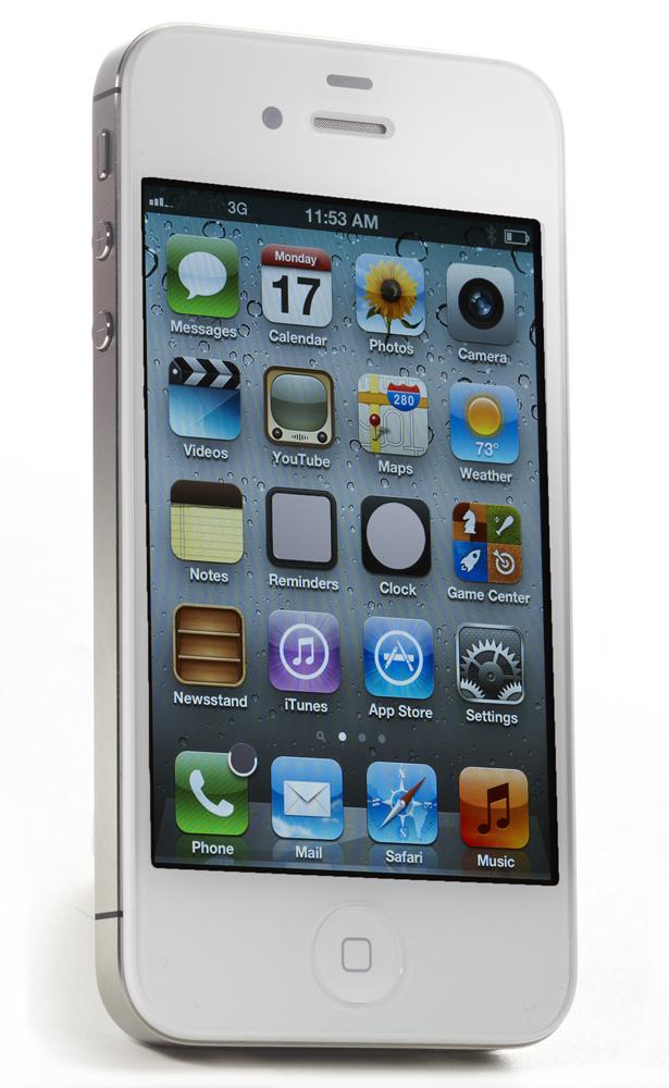 Apple iPhone 4s - 32GB - White (Verizon) Smartphone