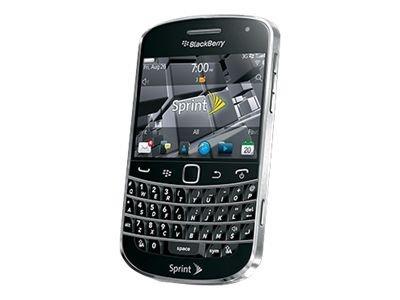 BlackBerry Bold 9930 - 8GB - Black (Sprint) Smartphone