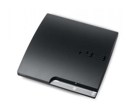 Sony PlayStation 3 Slim 500 GB Black Console