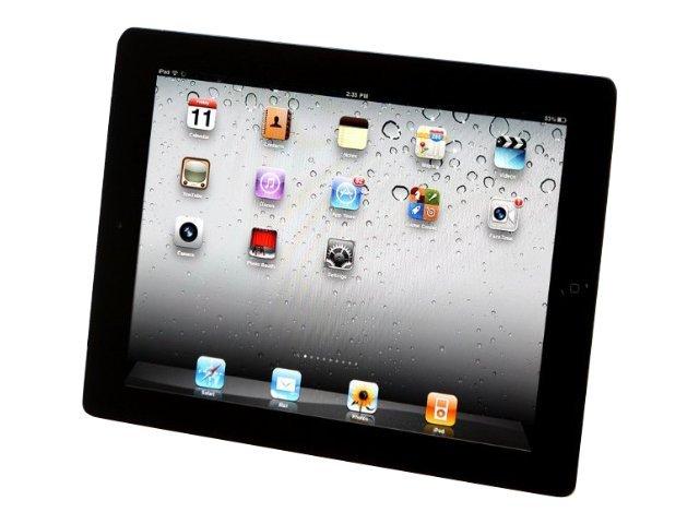 Apple iPad 2 64GB, Wi-Fi, 9.7in - Black (MC956LL/A)