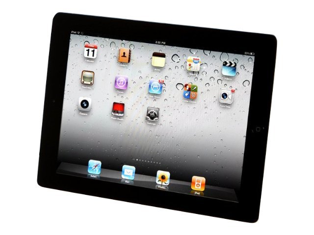 Apple iPad 2 16GB, Wi-Fi, 9.7in - Black (MC960LL/A)