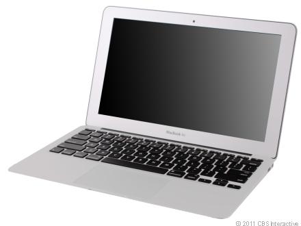 "Apple MacBook Air A1466 13.3"" Laptop - MD231LL/A (June, 2012)"