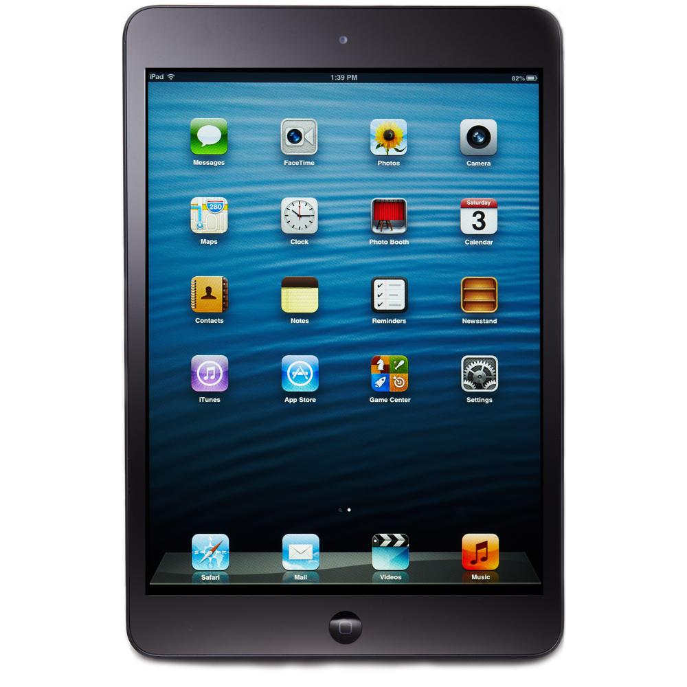 Apple iPad mini 1st Generation 16GB, Wi-Fi + 4G Cellular (AT&T), 7.9in - Black & Slate